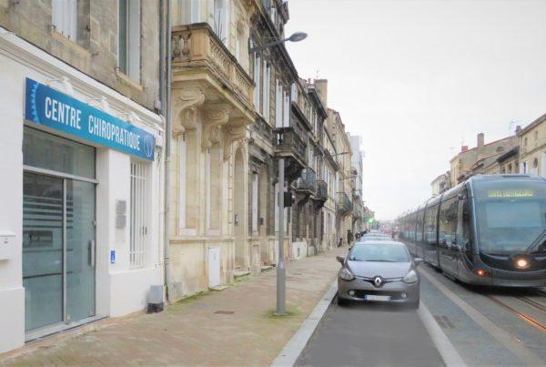 Accéder au Centre Chiropratique Bordeaux
